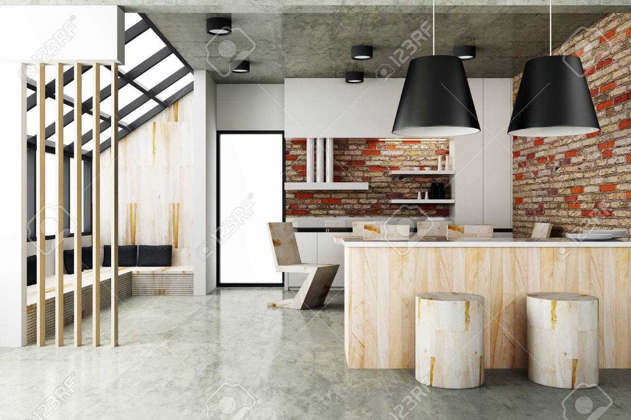 Style Contemporain De Salle à Manger Design Intérieur De La Chambre ...