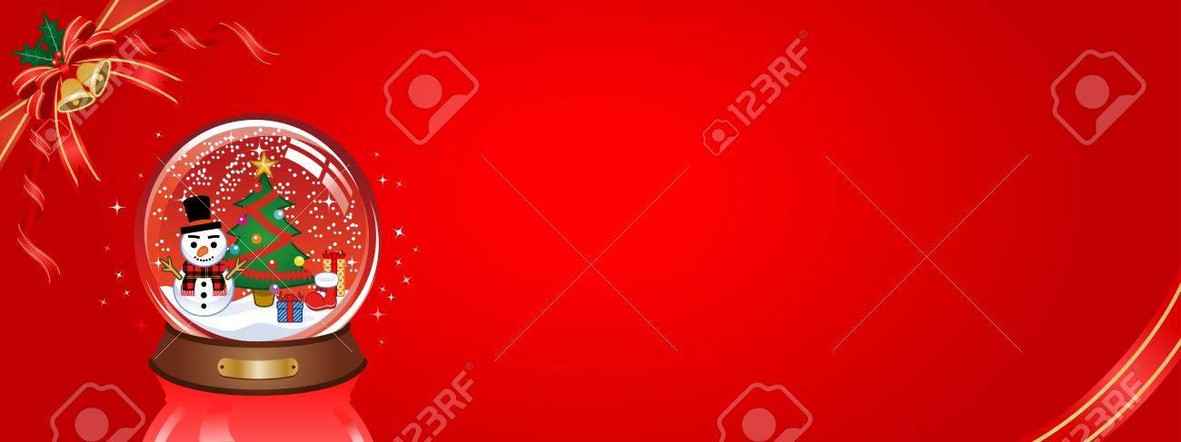 christmas banner Stock Vector - 11217168