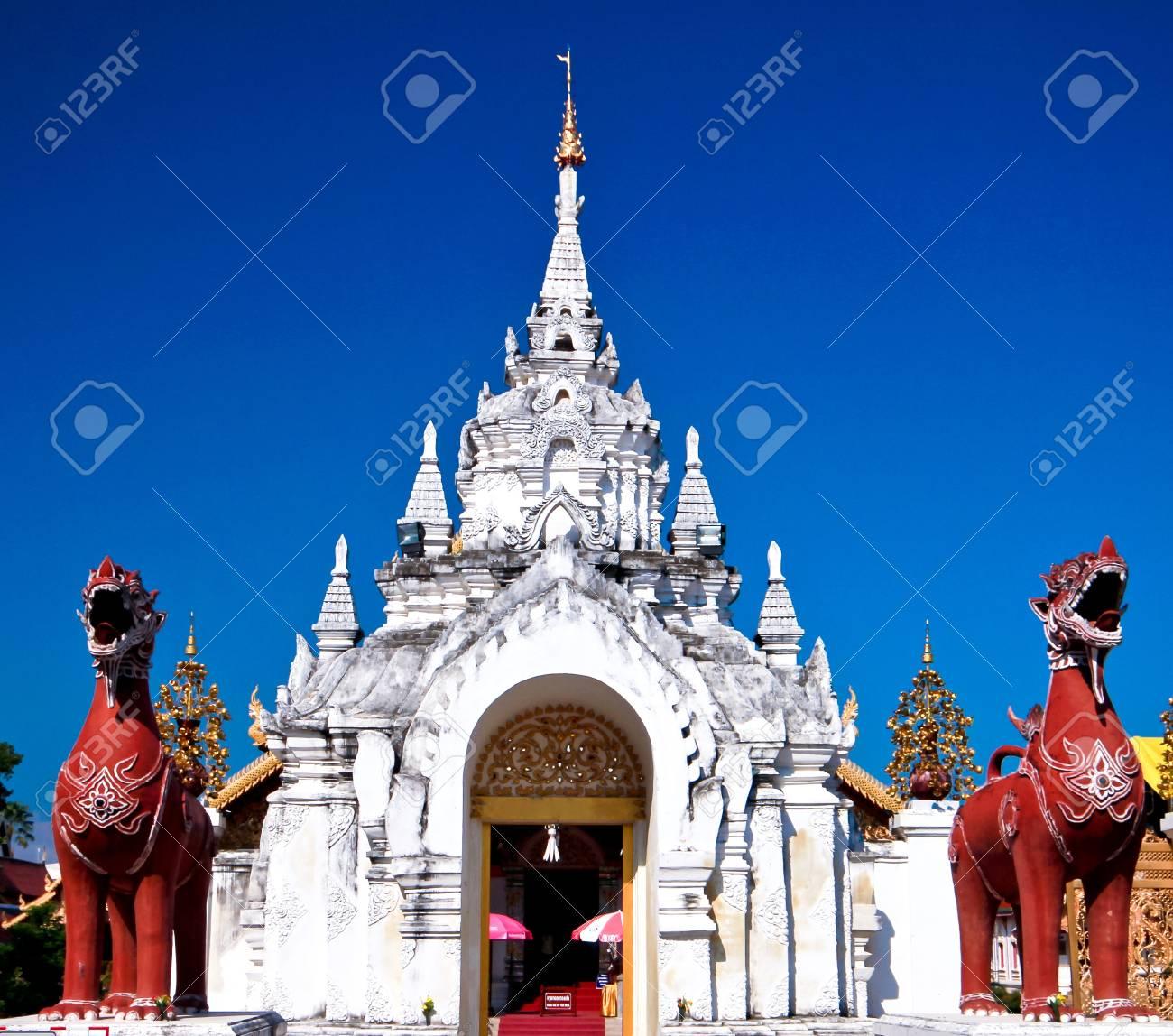 Temple Thailand Stock Photo - 20889305