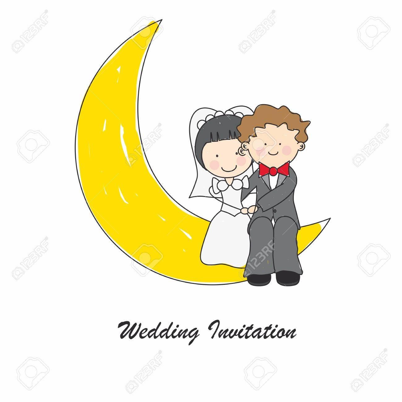 Wedding invitation card Stock Vector - 11300441