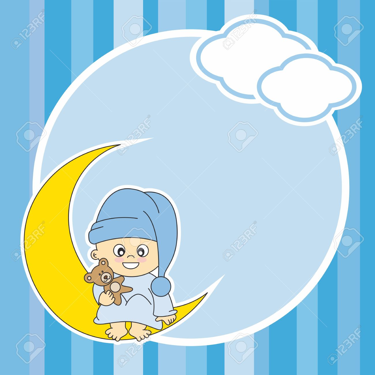 Its A Boy Frame Clipart - Clipart &vector Labs :) •