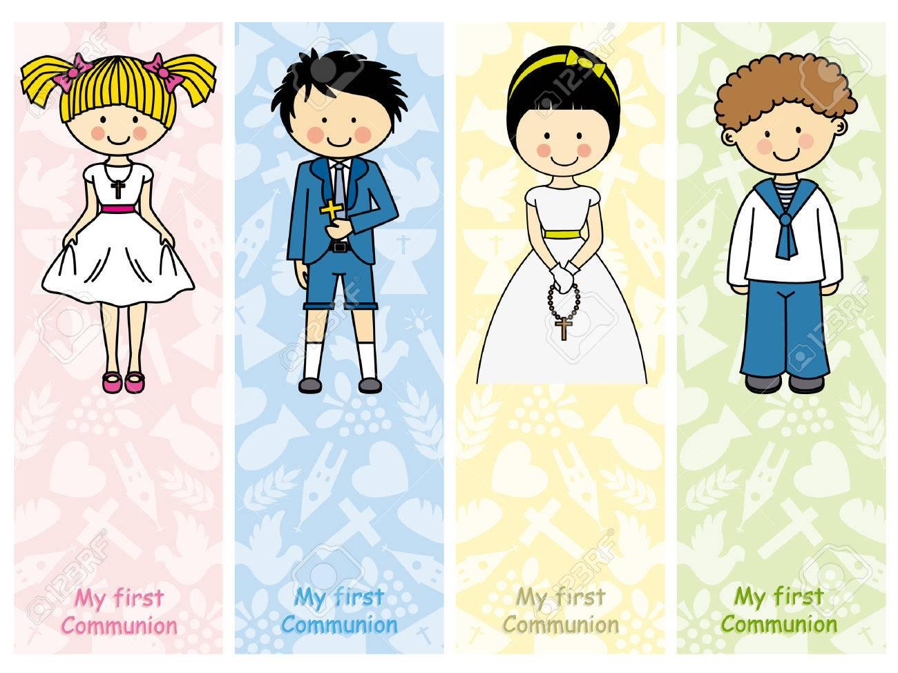 set first communion - 27713441