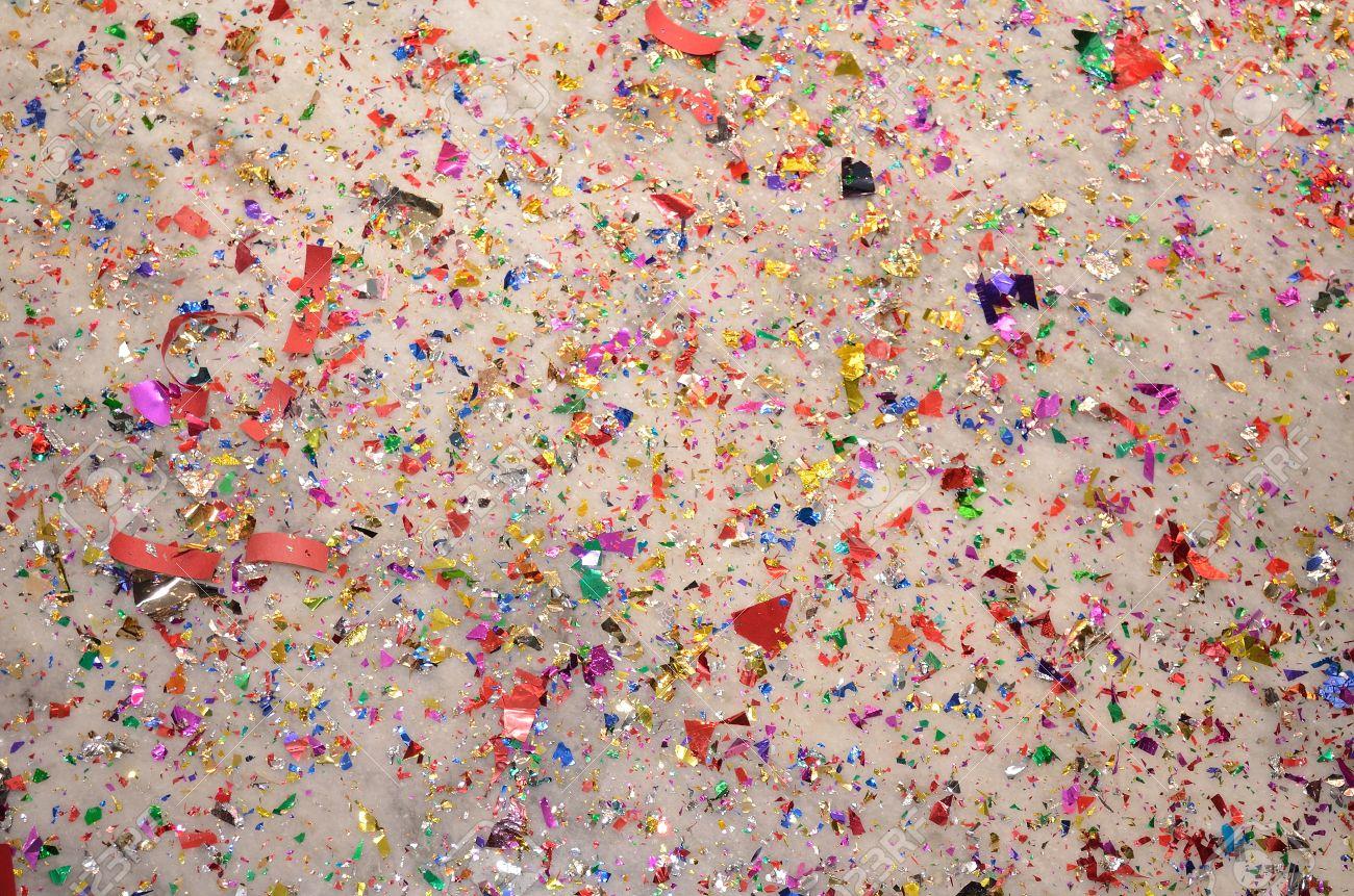 Multicolor glitter clutch | She Comes in Colors