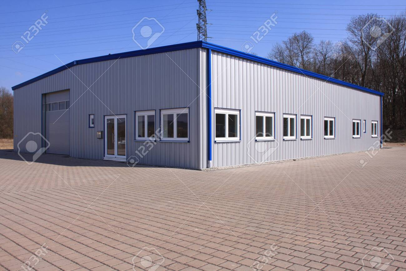 New factory building - 140729071