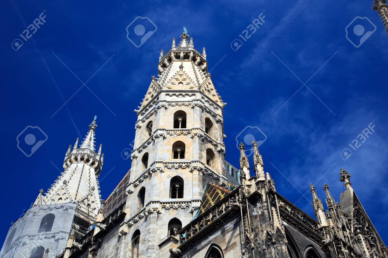 St. Stephan cathedral in Vienna, Austria, 2009 Stock Photo - 5615098