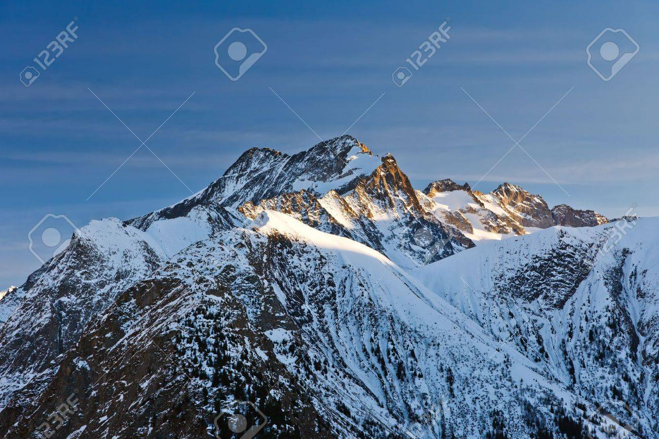 French Alps Stock Photo - 9950259