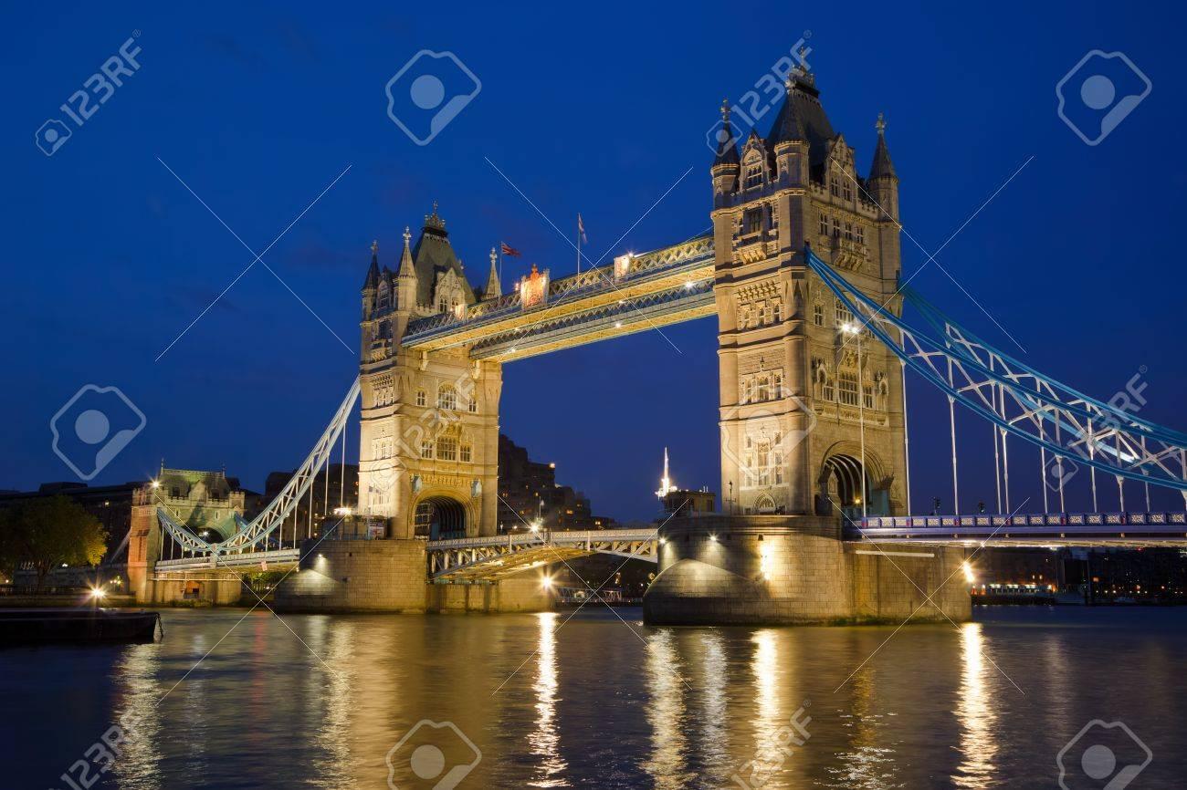 Tower Bridge Stock Photo - 9950255
