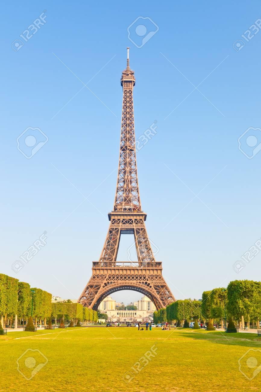 Eiffel Tower Stock Photo - 10059331