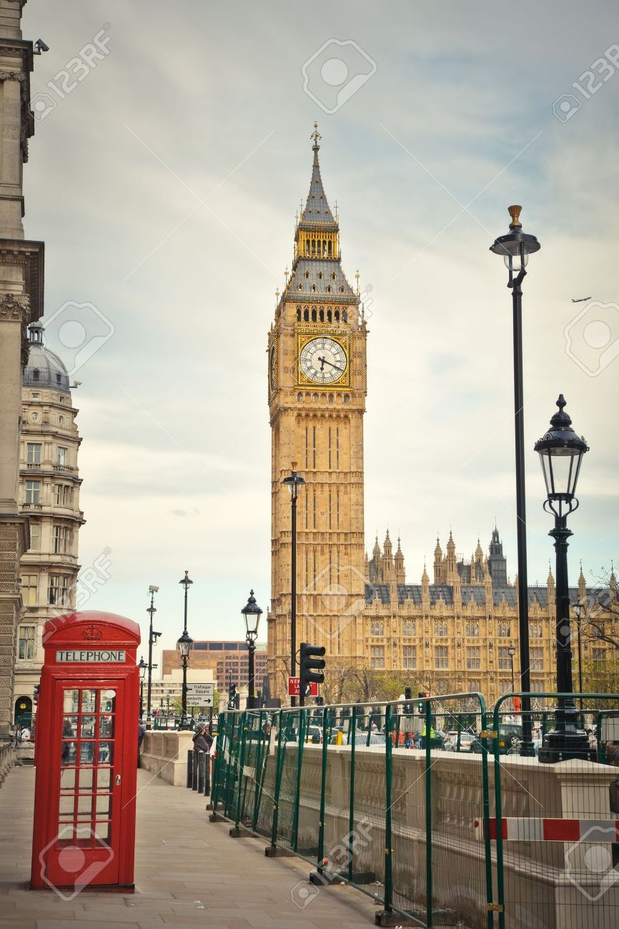 London Landmarks Stock Photo, Picture And Royalty Free Image ...