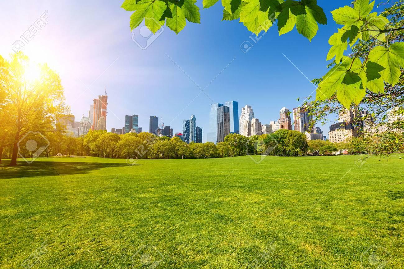 Central Park, New York  Banque d'images - 38180299
