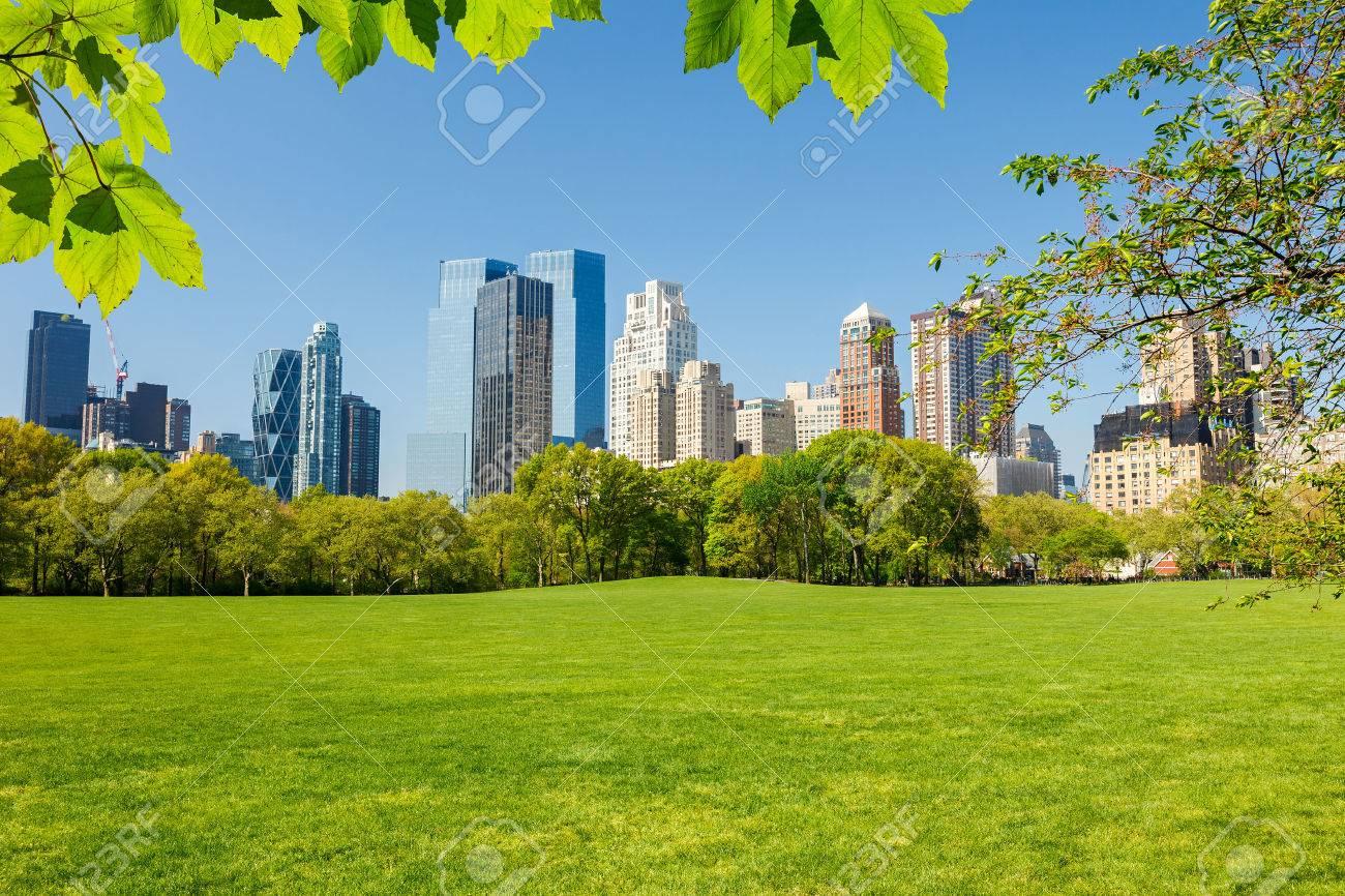 Central park, New York - 38180757