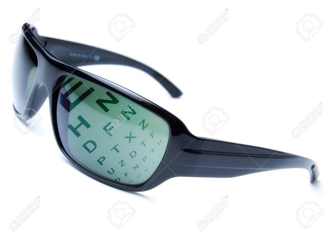 Sol Tabla Modernas Snellen Dioptrías Gafas Con La De Como JFTKl1c3