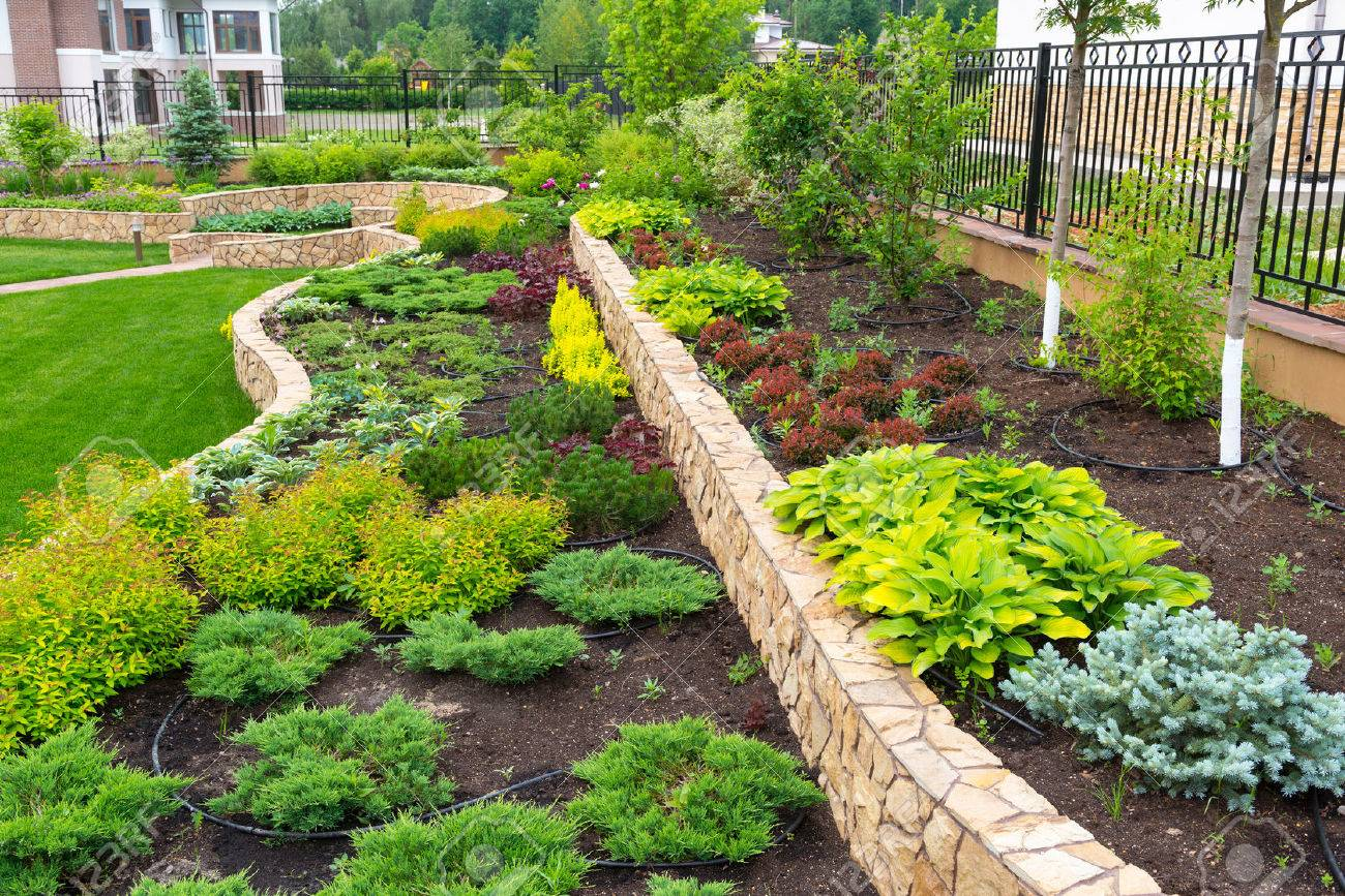 A Beautiful Home Garden, Near Moscow Imagens   29762999