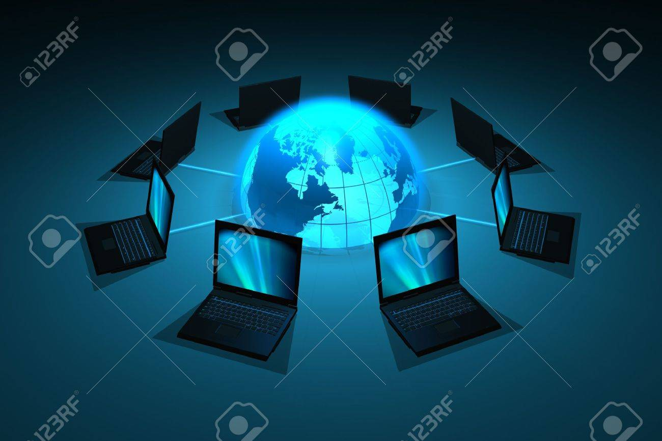Network concept Stock Photo - 5097984