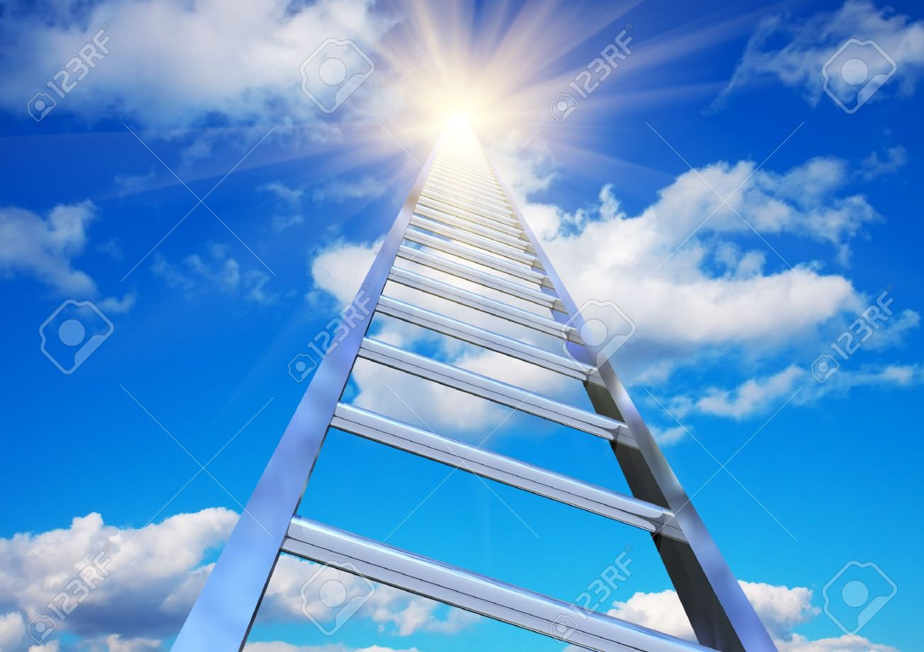 Stairway to the sky Stock Photo - 7202863