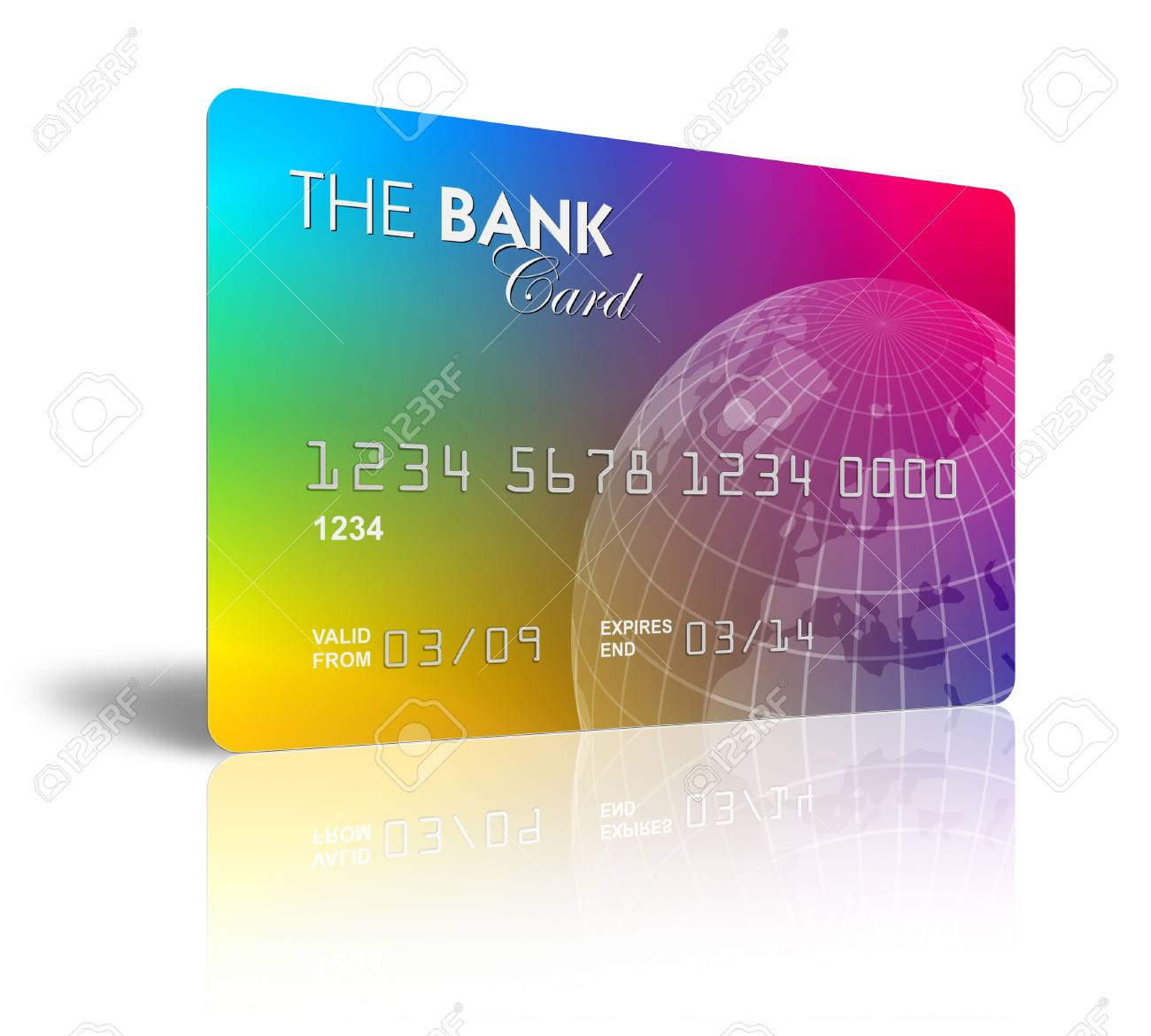 Credit card Stock Photo - 7311866