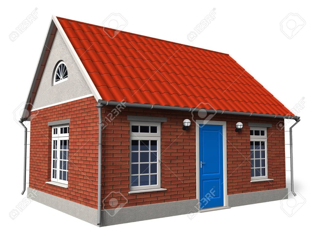 Private house Stock Photo - 7553236