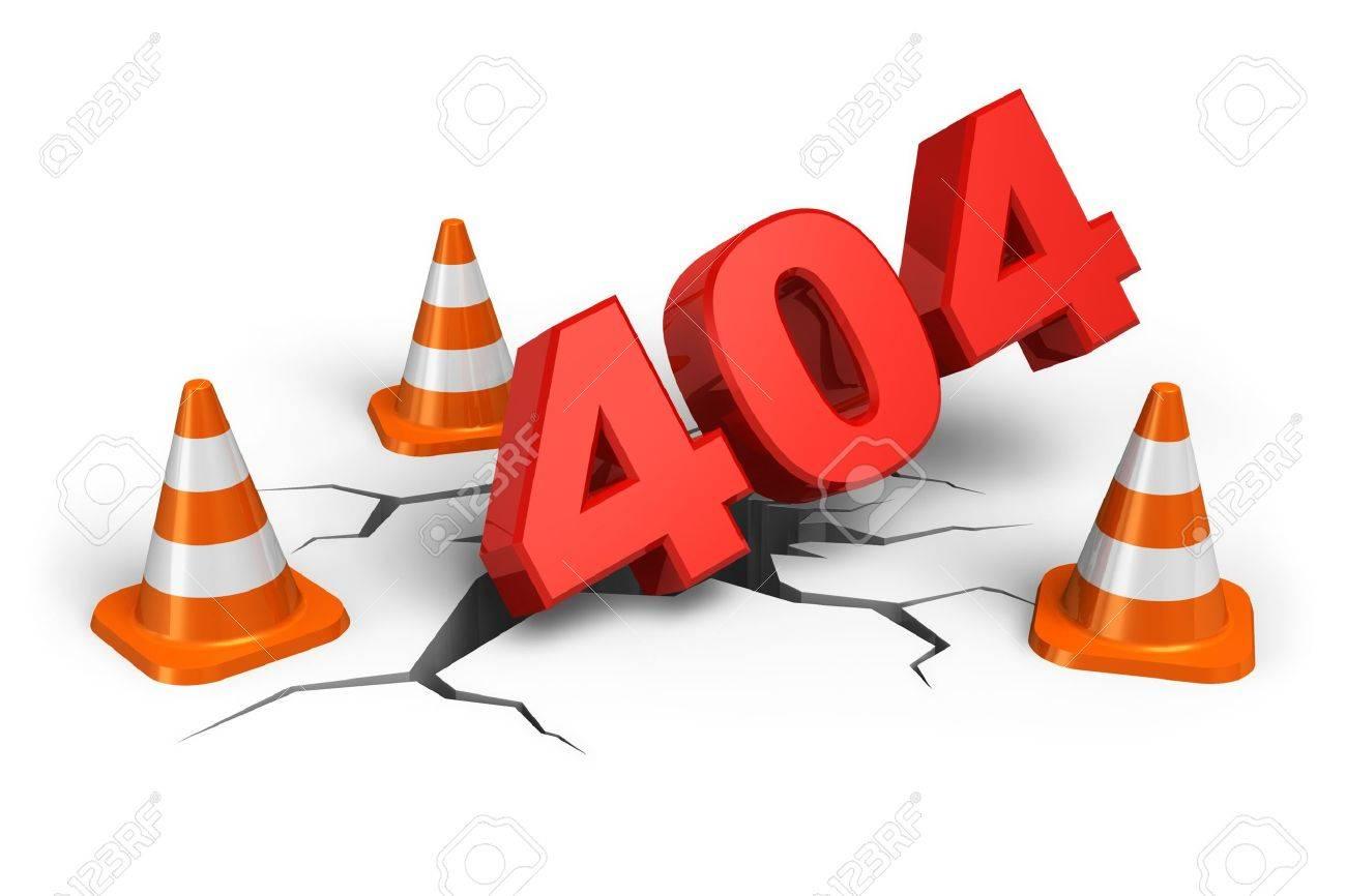 Background image 404 - 404 Webpage Error Concept Isolated On White Background Stock Photo 13010180