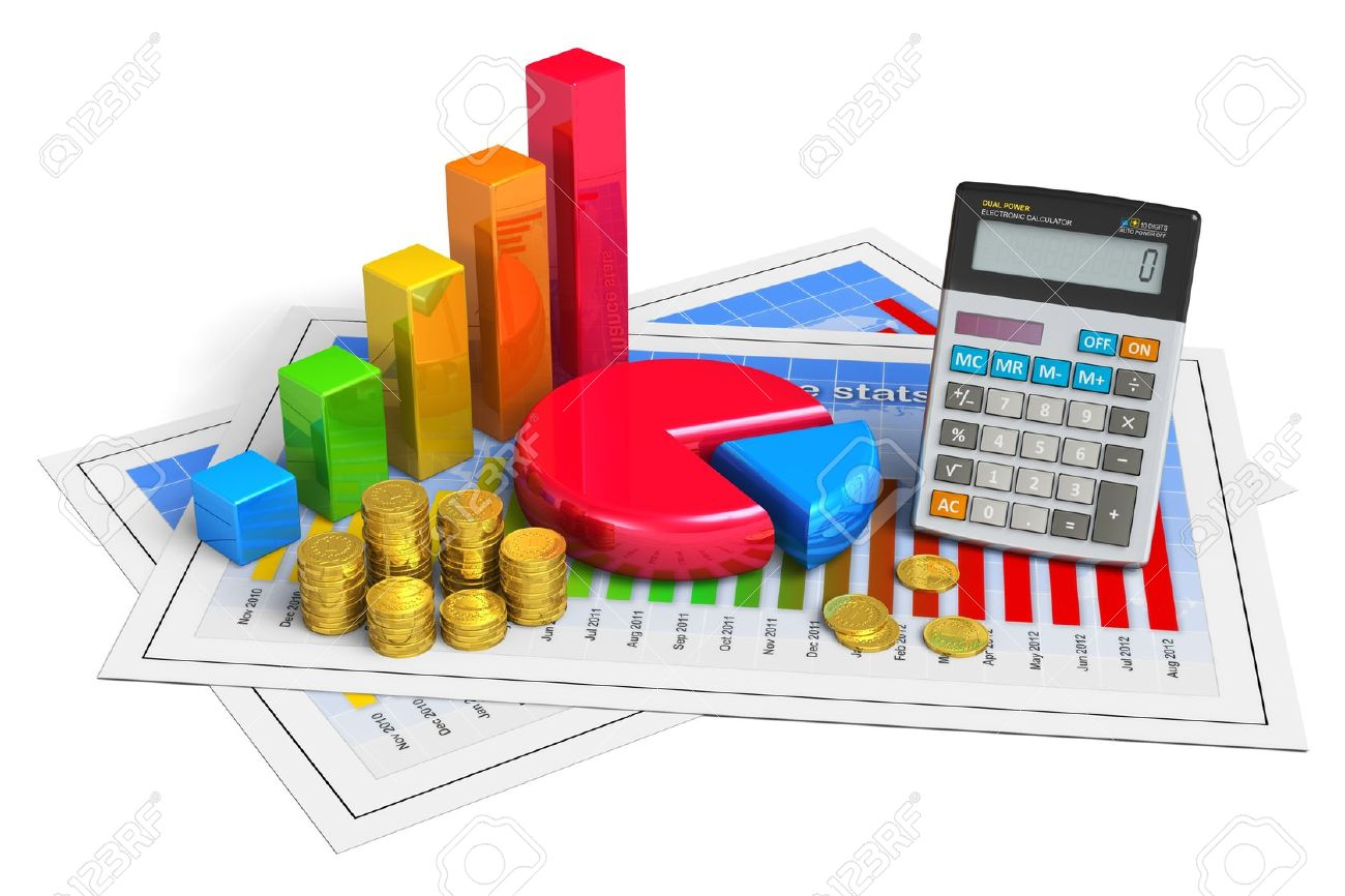 Financial business analytics banking and accounting concept financial business analytics banking and accounting concept pie chart bar graph golden ccuart Gallery