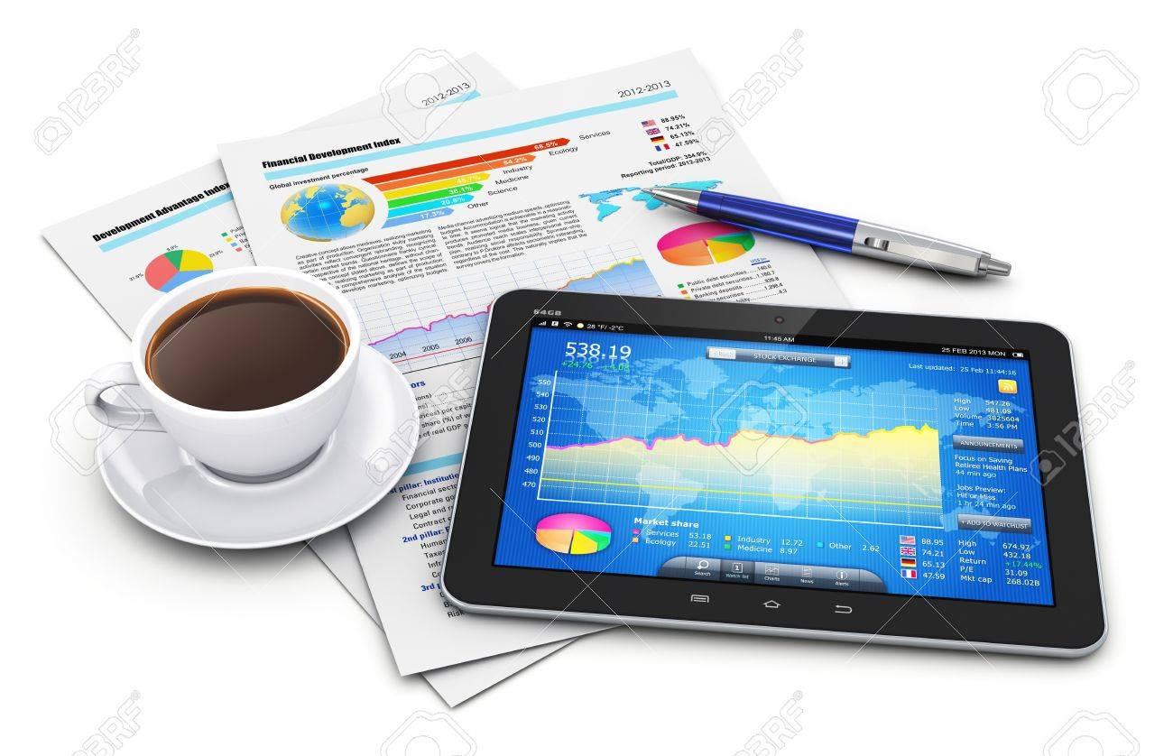 Ufficio In Mobilità : Mobilità ufficio affari lavoro di ufficio e finanza concetto foto