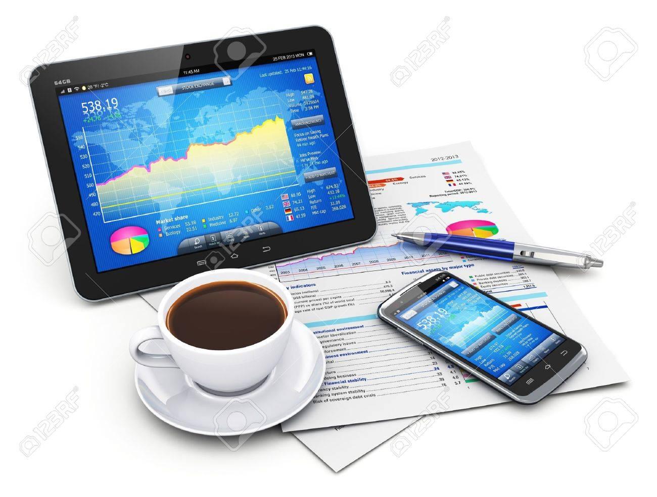 Ufficio In Mobilità : Mobilità ufficio affari lavoro di ufficio e finanza concetto di