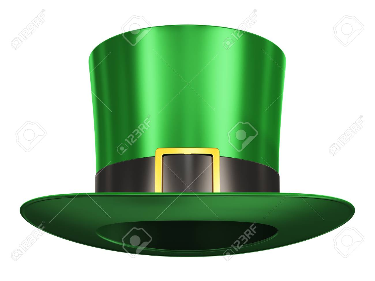 Creative abstract St  Patrick Stock Photo - 23906882