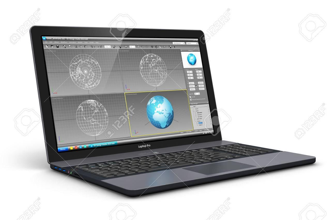 Ufficio In Mobilità : Mobilità pc tecnologia web del computer e il concetto di