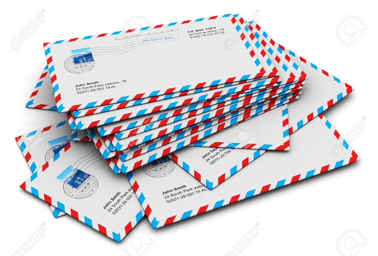creative abstract e mail and communication correspondence business