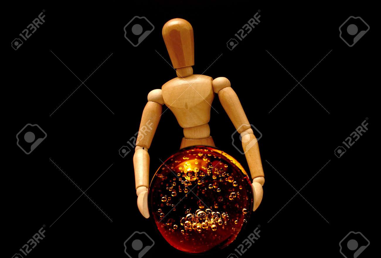 Psychic mannequin Stock Photo - 230938