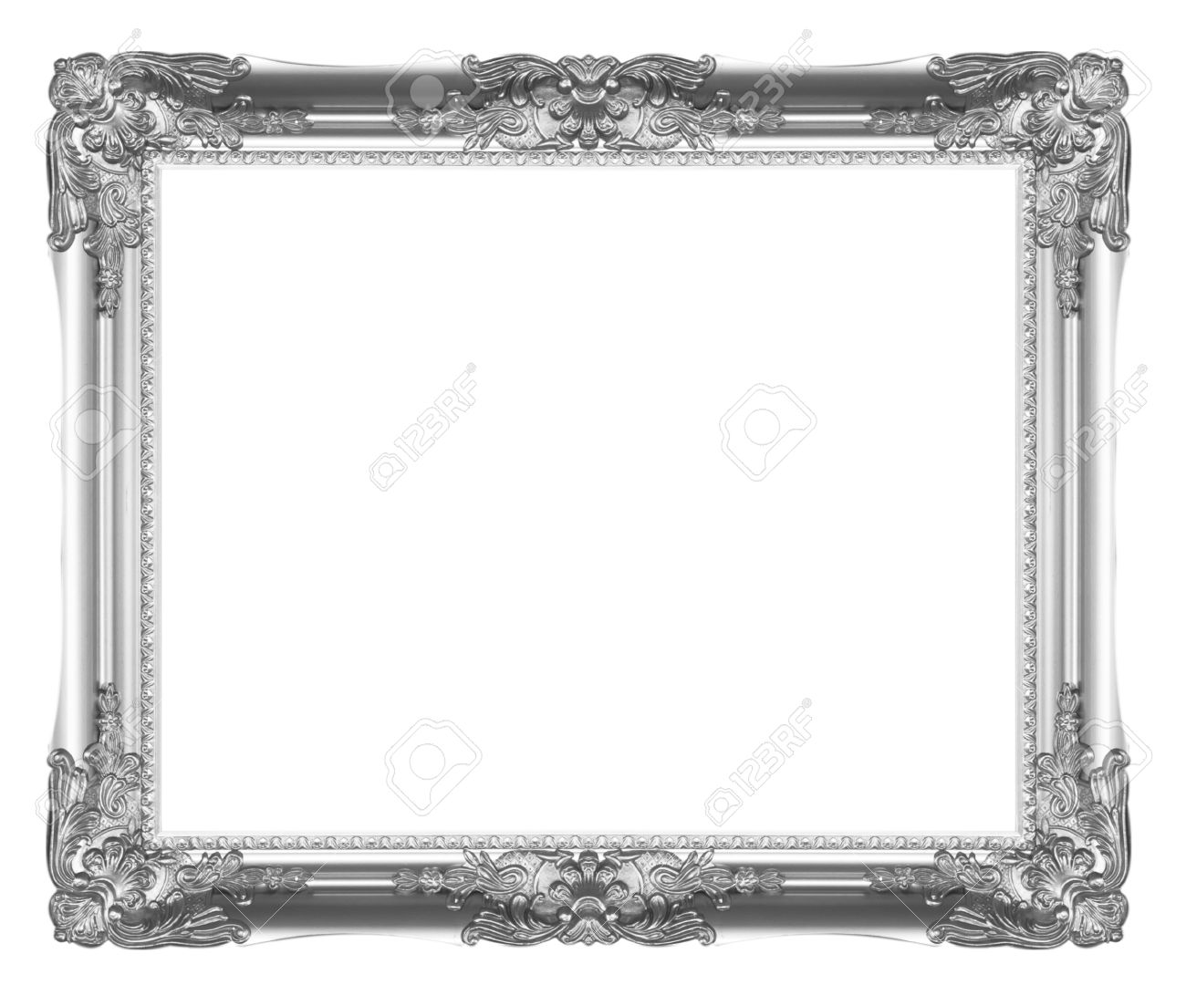 Old Fashioned Silver Photo Frames | damnxgood.com
