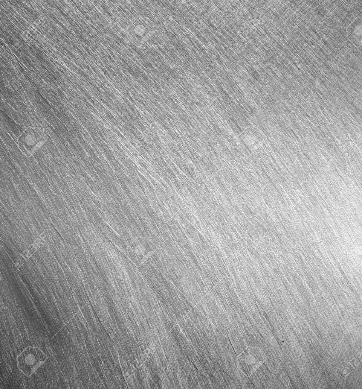 Sheet Metal Silver Solid Black Background Industry Stock Photo