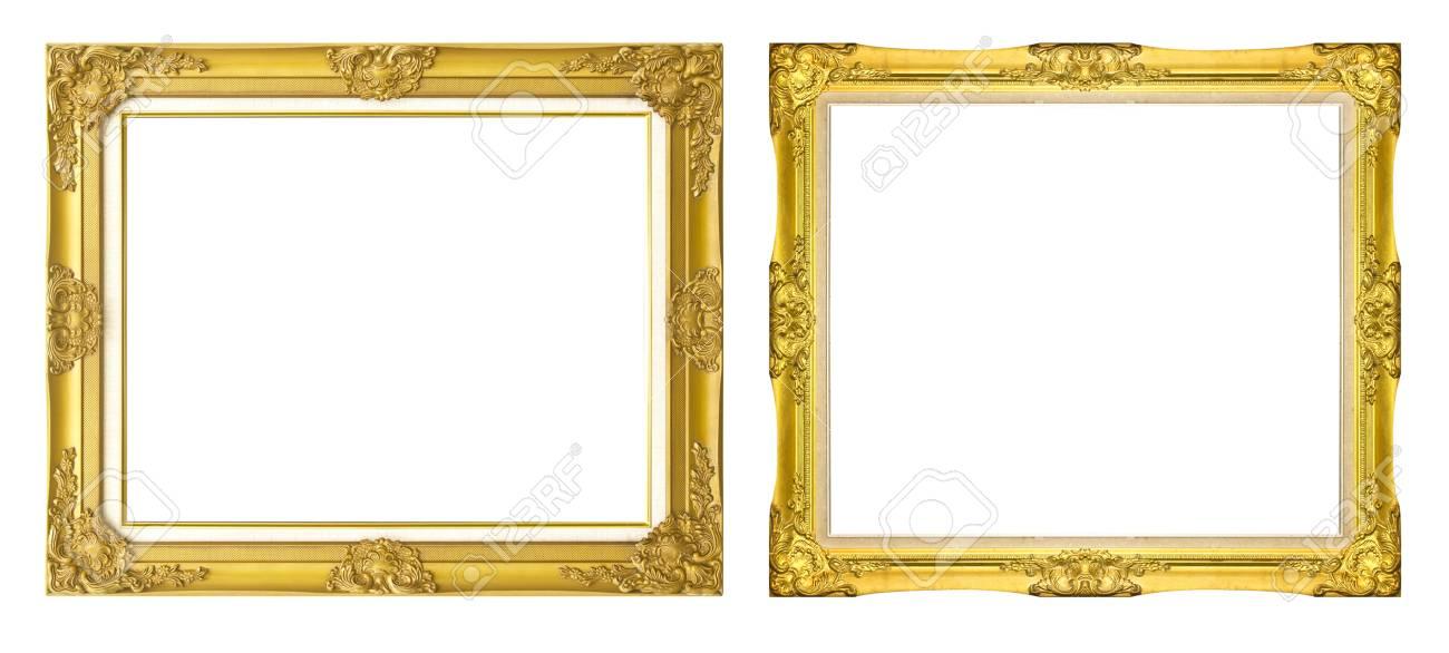 Increíble Negro Y Oro Marcos De Fotos Componente - Ideas de Arte ...
