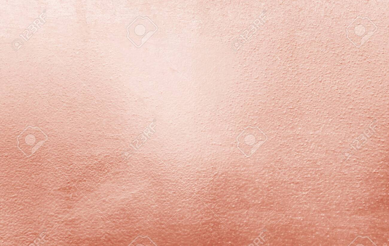 Rose wall gold background texture industrial - 130661179