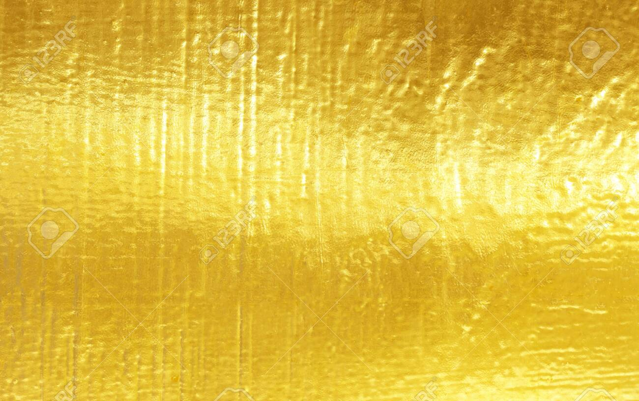 wall gold background golden abstract - 131116004