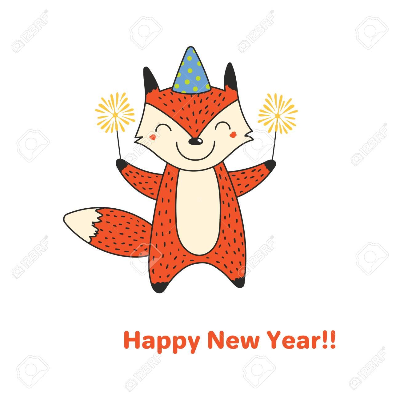 Happy New Year Cartoon 23