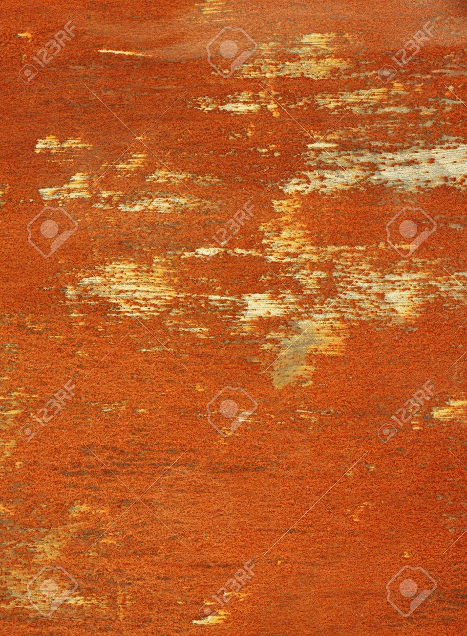 rusty steel sheet of metal Stock Photo - 11758250