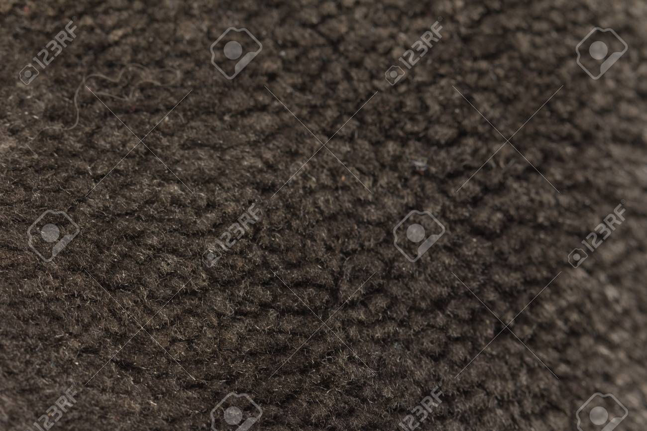 black velvet fabric as background Stock Photo - 18240813