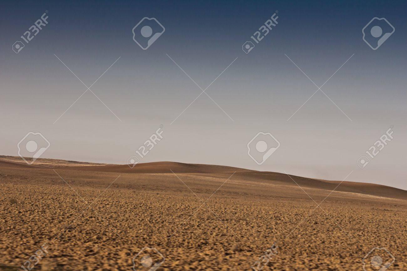 カザフ ステップ の写真素材・画像素材 Image 18736353.