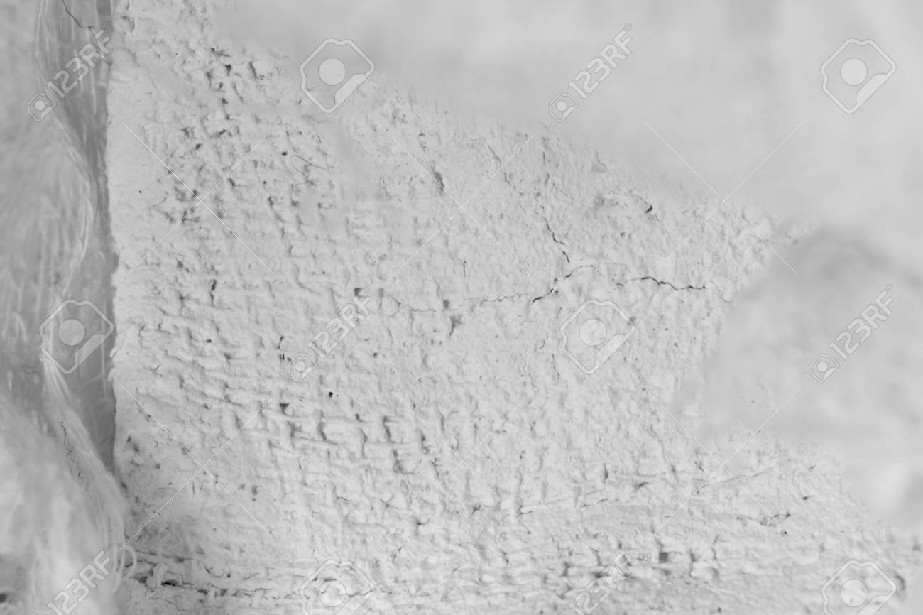 background of white plaster bandage