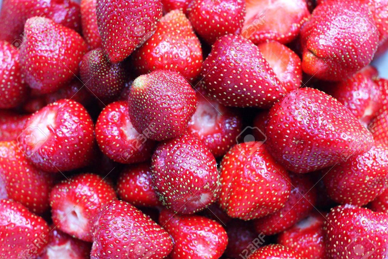 Strawberries - 60221467