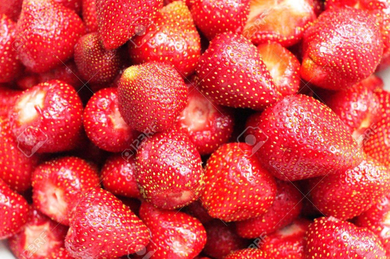 Strawberries - 60221464