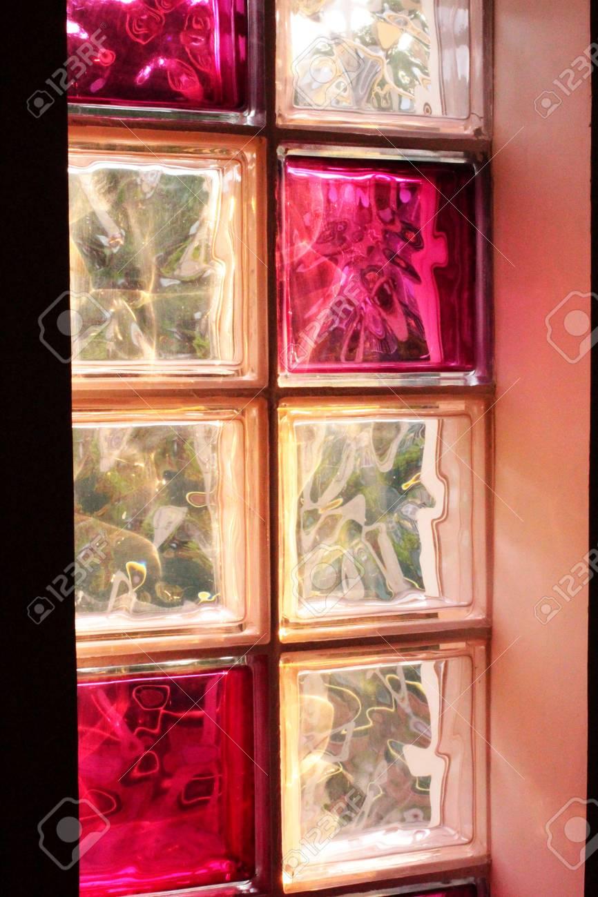 Colour glass blocks - 60221471