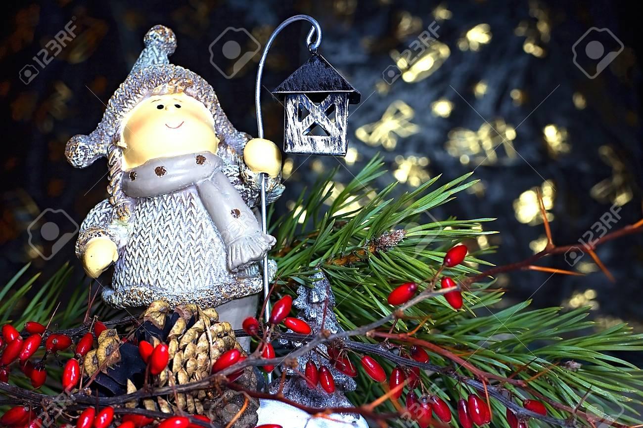 Christmas - The Most Beautiful Christian Holiday. Celebration ...