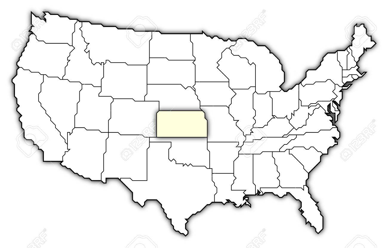 Picture Of Diagram Us Map Kansas State More Maps Diagram And This - Kansas map us