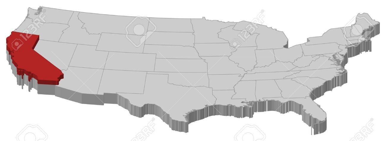 California State Maps Usa Of Ca Ipl2: Us Map California At Usa Maps