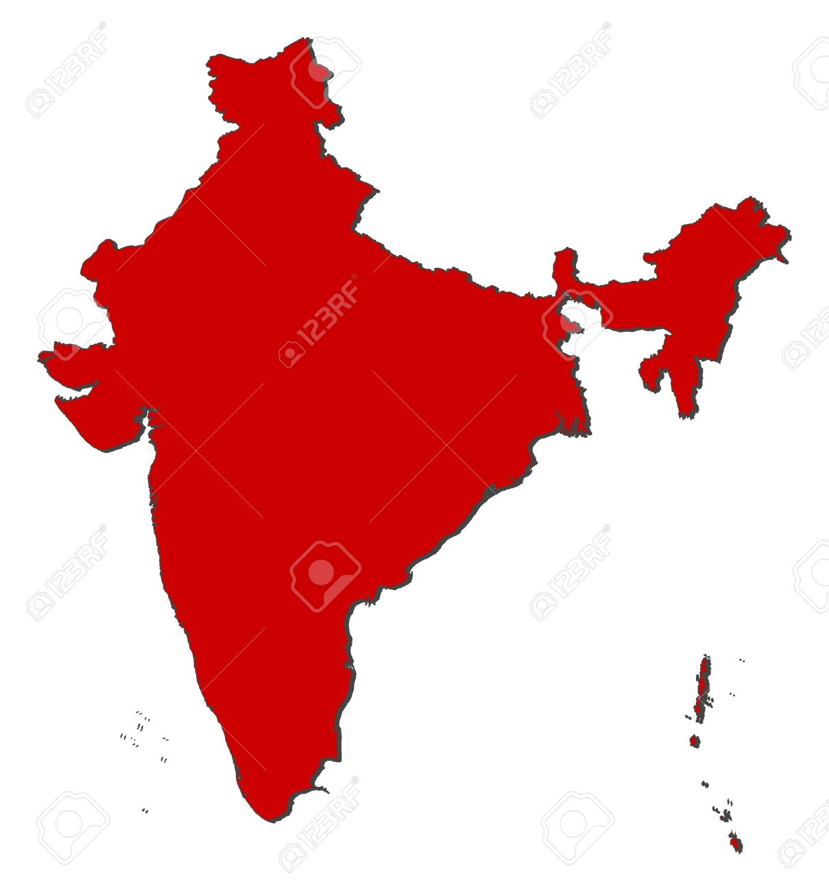1 228 india map outline cliparts stock vector and royalty free