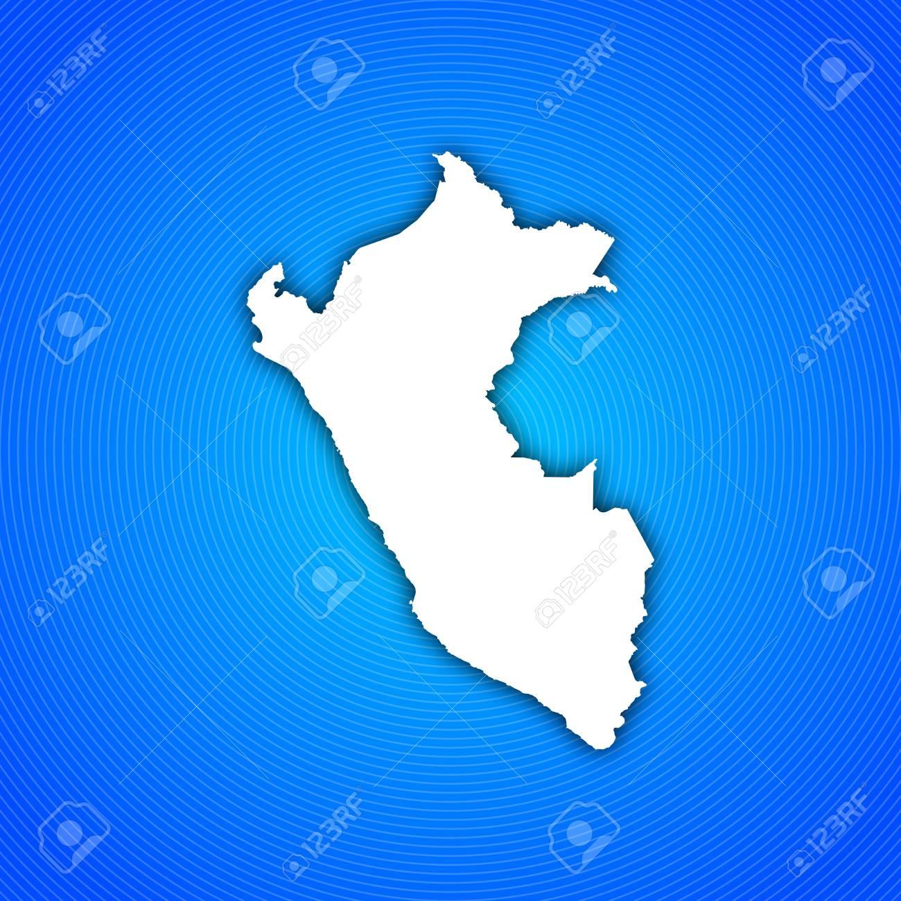 Mapa Politico Del Peru.Mapa Politico Del Peru Con Las Diversas Regiones