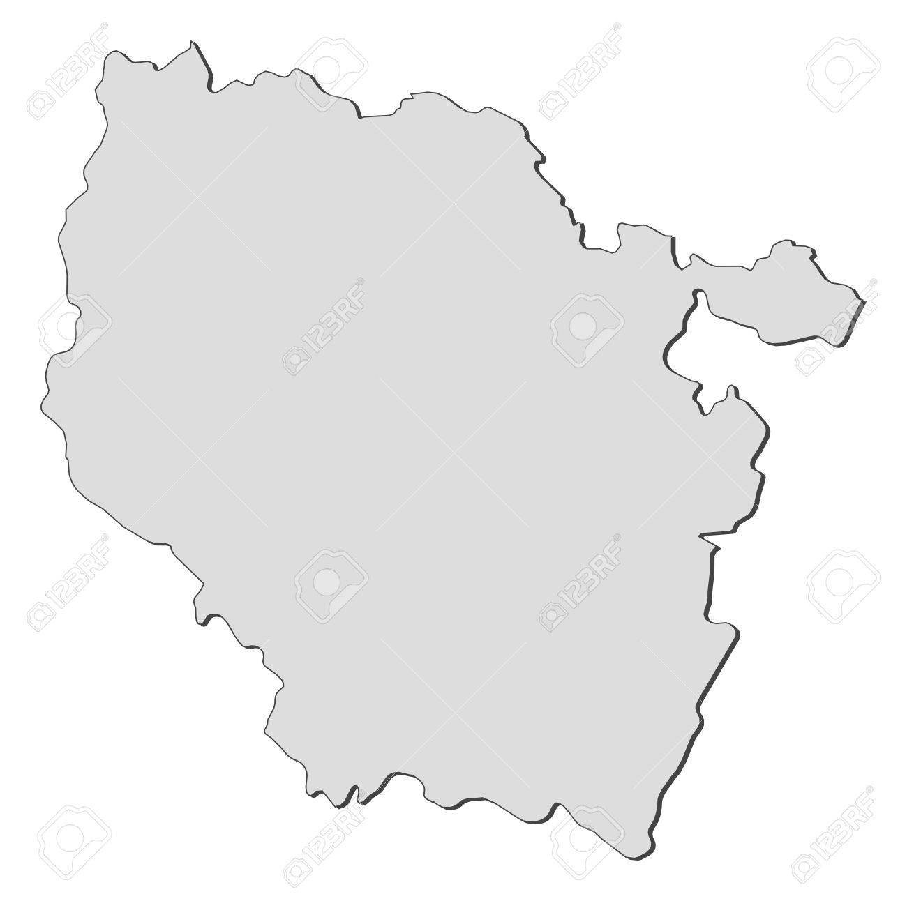 Map Of Lorraine A Region Of France Royalty Free Cliparts Vectors