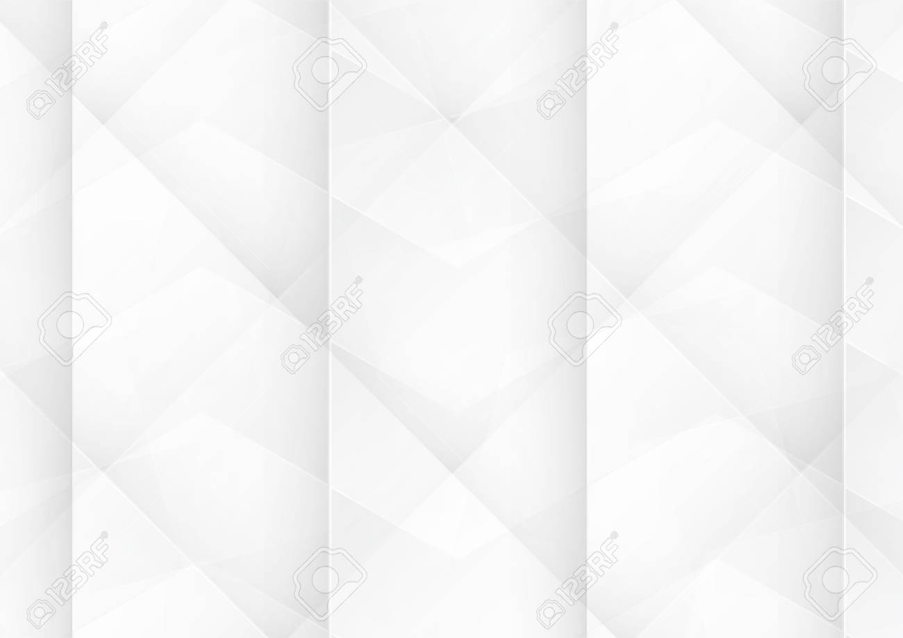 abstract white and grey background for template cover web banner