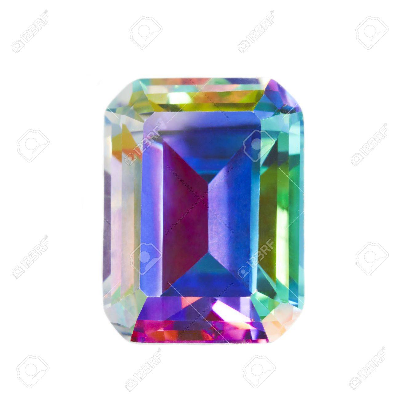 mystic and topaz picture photo royalty stock free gemstone image